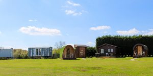 Shepherd Huts and Cabins